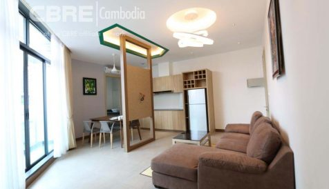 Great Design & Brand New 1 and 2 Bedroom Apartment, Toul Kork Boeung Kak 1