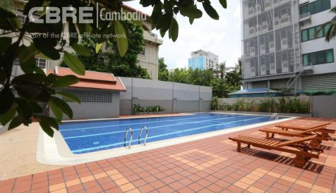 Sizable One Bedroom Apartment in Toul Tom Poung Tumnob Tuek