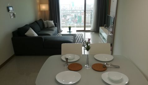 Stunning 1-Bedroom Apartment at De Castle Royal BKK 1
