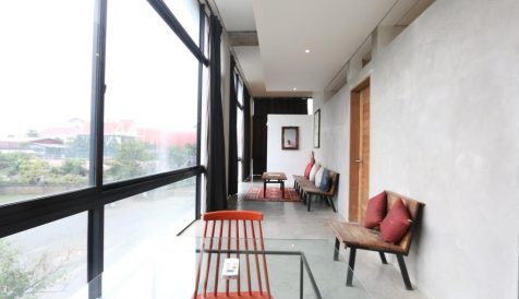 Modern 2-Bedroom Apartment near North Bridge School Khmuonh