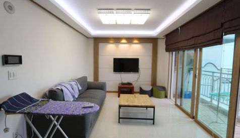 19th Floor 2-Bedroom Apartment De Castle Royal, BKK1 BKK 1