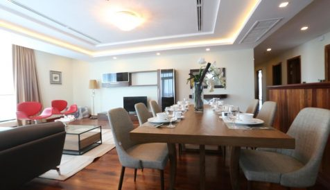 New 3-4-Bedroom Serviced Apartment in BKK1 BKK 1