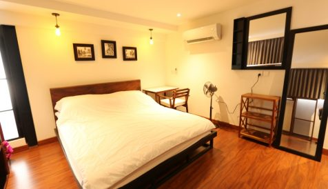 Comfortable 1 bedroom apartment for rent in BKK1 BKK 1