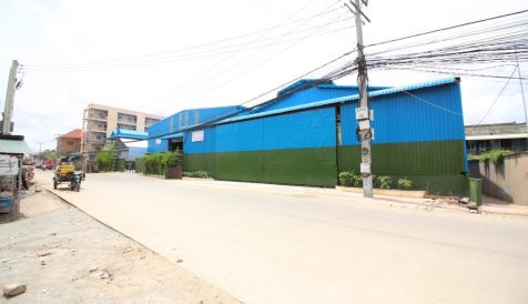 Standalone Warehouse Available For Sale & Lease – CBRE Cambodia Stueng Mean chey