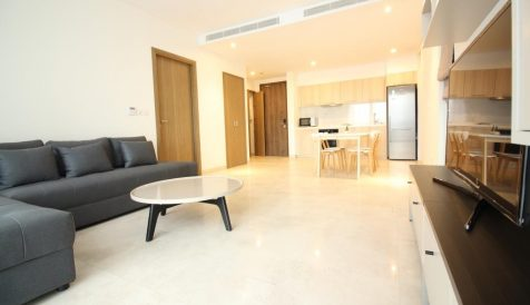 Cozy 1 Bedroom Apartment For Rent @ Embassy Residences Tonle Bassac