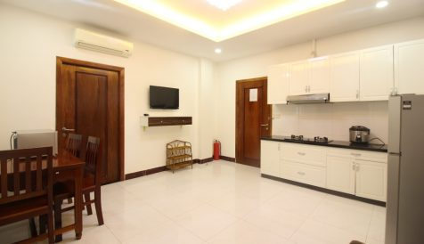 Budget One Bedroom Apartment in 7 Makara Veal Vong