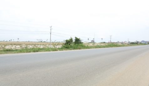 Land For Sale Along Road 3