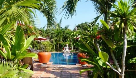 Beautiful Bungalow In Kep for Lease