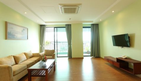 1-2-Bedroom Serviced Apartment near Russian Market Boeung Tumpun