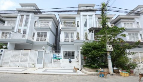 Phnom Penh | 4-Bedroom Twin-House @ Borey New World, Aeon Mall 2