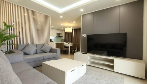 Well Designed 3 Bedroom Serviced Apartment Boeung Kak 2