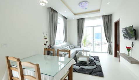 Nice View 2 Bedroom in Tonle Bassac close to Aeon Mall Tonle Bassac