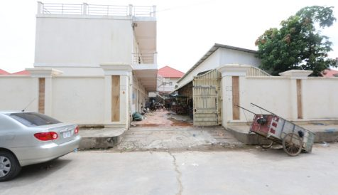 Residential Land for Sale near Chea Sophara Street.