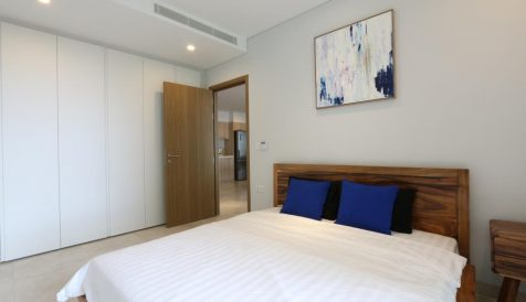 Beautiful 1 Bedroom Apartment For Rent @ Embassy Residences Tonle Bassac