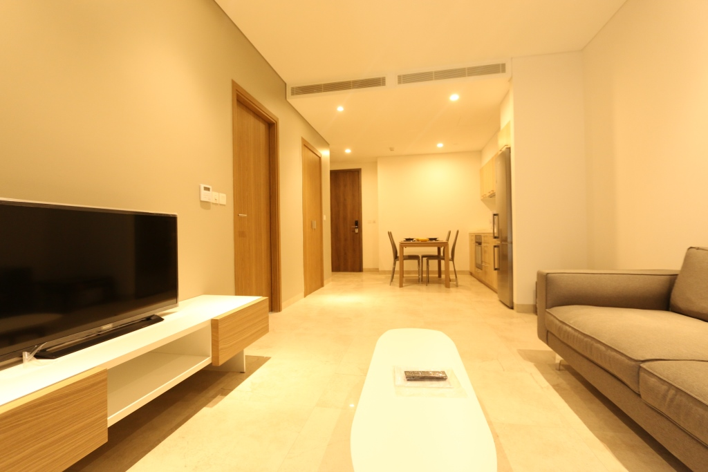 Delightful 1 Bedroom Apartment For Rent @ Embassy Residences Tonle Bassac