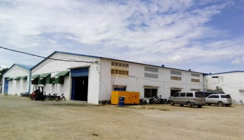 Factory | Warehouse available for Sale Chhak Chheu Neang