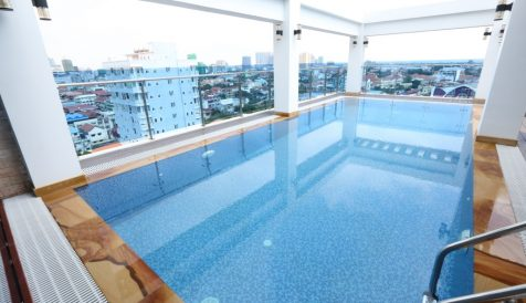 Brand New 2 Bedroom Apartment In Boeung Trabek Boeung Trabek