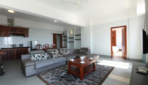 Nice 2-Bedroom Serviced Apartment