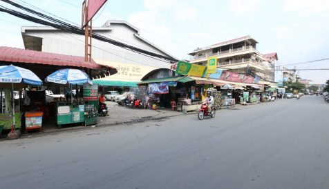 4 Frontages Site In Toul Kork For Sale Tuek L