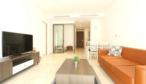 Modern 1 Bedroom Apartment For Rent @ Embassy Residences