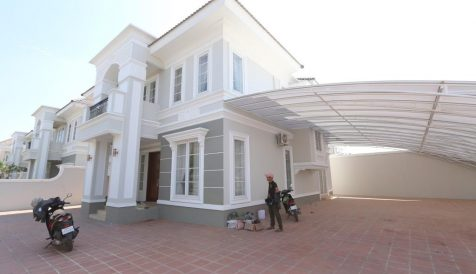 4-Bedroom Villa @ Grand Phnom Penh International City Khmuonh