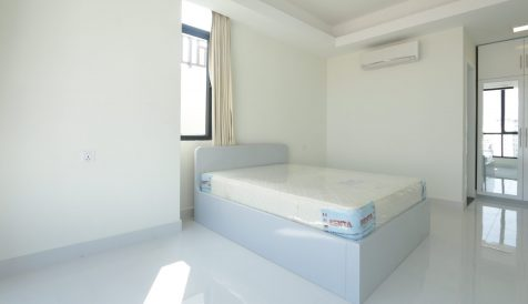 Brightly Brand New 1-Bedroom Apartment Near Russian Market Toul Tum Poung 1