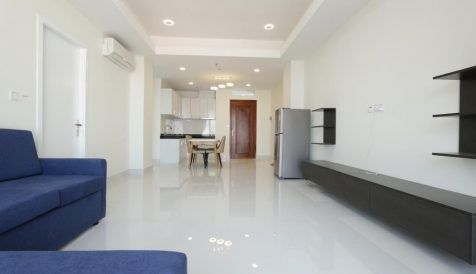 Brightly 2-Bedrooms Serviced Apartment Near Russian Market Toul Tum Poung 1