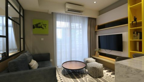 Brand New 1-Bedroom Serviced Apartment BKK1 BKK 1