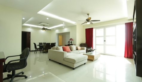 10th-Floor, 5-Bedroom Apartment for SALE Tonle Bassac