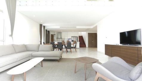 Brand New Duplex Penthouse For Rent @ Embassy Residences Tonle Bassac