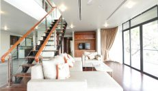 Exquisite Duplex Penthouse with City View