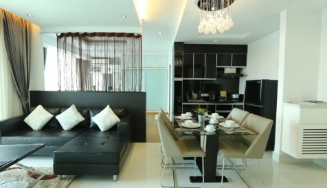 Luxury Studio Apartment For Rent in BKK1
