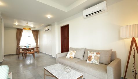 Nice 1 bedroom Apartment close to Wat Phnom Voat Phnum