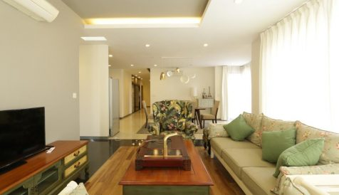 Promotional Price for Modern, 3-Bedroom Penthouse Chroy Changvar