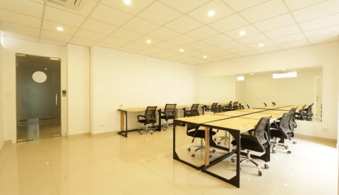 72sqm Fully Furnished Office in Russian Market Area
