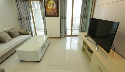 Furnished 2-Bedroom Apartment, De Castle Royal, BKK1