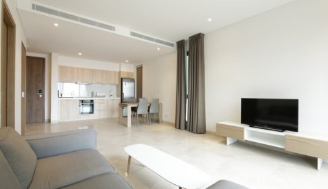 Available 1 Bedroom Apartment For Rent at Embassy Residences Tonle Bassac