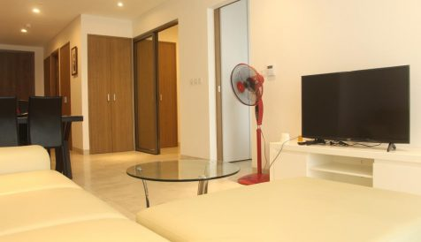 High Floor 1 Bedroom for Rent at Embassy Residences Tonle Bassac
