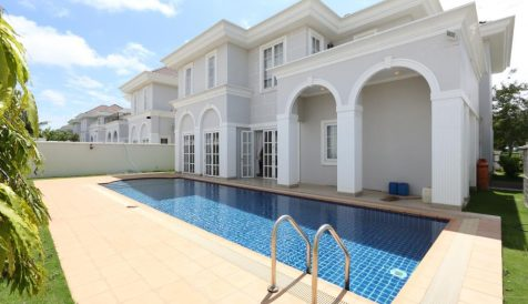 5-Bedroom VILLA with Private SWIMMING POOL!!! Khmuonh