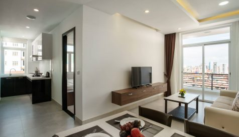 Brand New 1 and 2-Bedroom Serviced Apartment Toul Tum Poung 1
