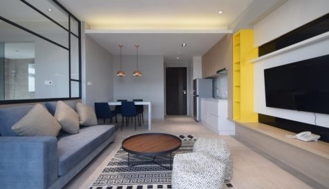 Brand New 1 bedroom Apartment for Rent at BKK1