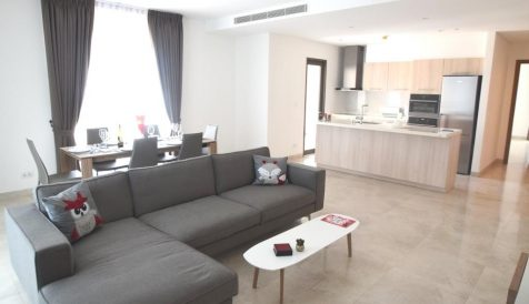 Spacious 2 Bedroom Apartment for Rent @ Embassy Residences Tonle Bassac