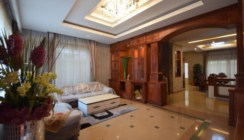 Fully Furnished 4 bedrooms Villa for Rent @Peng Hout The Star Light