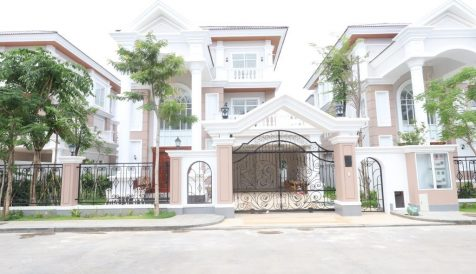 Prince Villa for Sales at Borey Peng Huoth Beoung Snor Nirouth