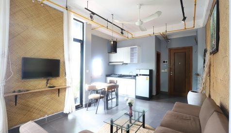 One Bedroom For Rent Close To Aeon Mall BKK 1