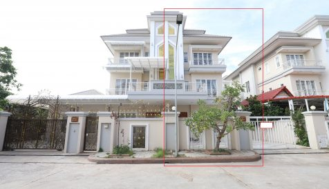 5 Bedrooms Villa for Rent in Gated Community 15 min to ISPP Nirouth