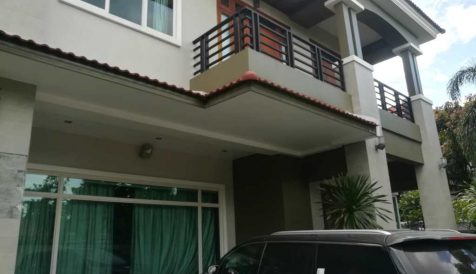 Garden Villa 5-Bedrooms near Aeon Mall Tonle Bassac