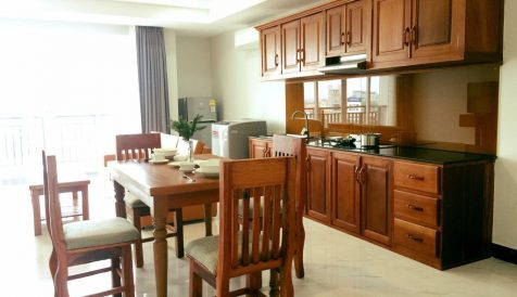 Specious Fully Serviced 2-Bedroom Apartment Toul Tum Poung 1