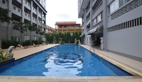 2 Bedroom Apartment for Rent at TK Area Khmuonh