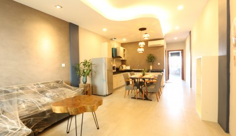 1 bedroom Boutique Apartment for Rent near Royal Palace Boeung Reang
